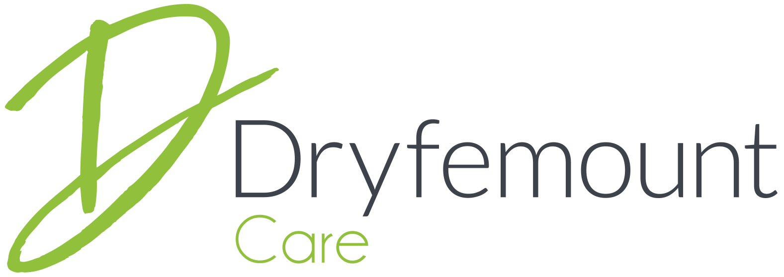 The Dryfemount Residential Care Home Logo